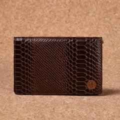 Bolsa Pequena Ombro Em Couro Café L Jacó - BL-2108