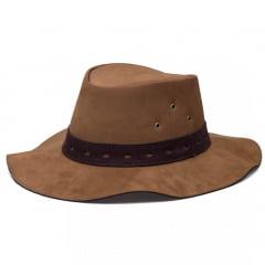 kit 3 chapéus australiano, aba curta e aba caída