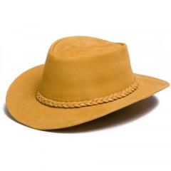 kit 4 chapéus aba curta, australiano e rock aba caída